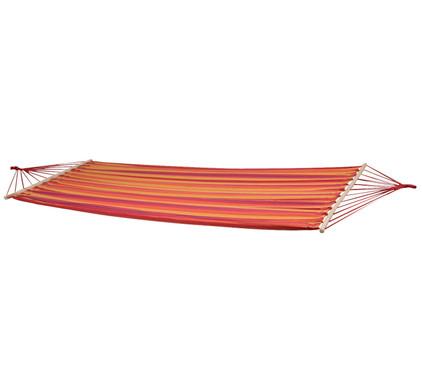 Bo Garden Hangmat Santa Barbara Rood/Oranje/Geel