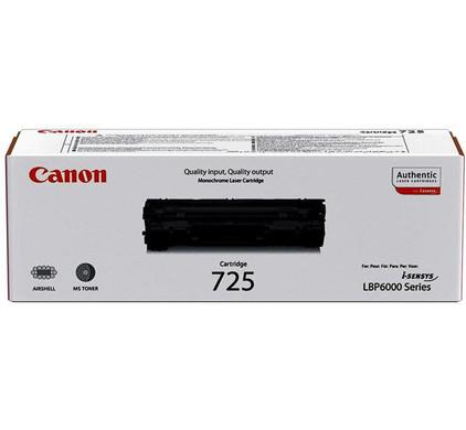 Canon CRG-725 Toner Zwart (3484B002)