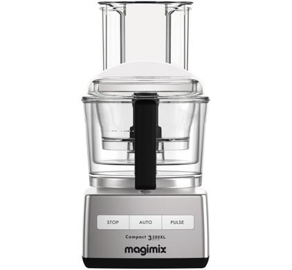 Magimix Compact 3200 XL Mat Chroom