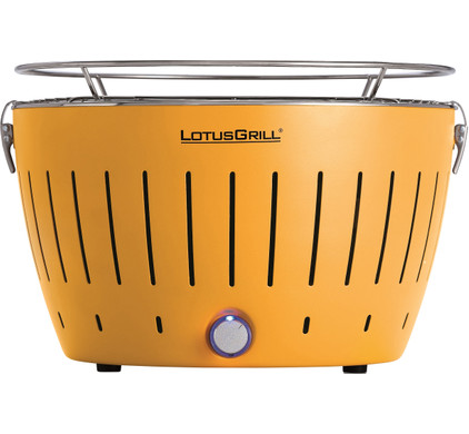 LotusGrill Tafelbarbecue Geel