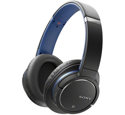 Sony MDR-ZX770BN Blauw