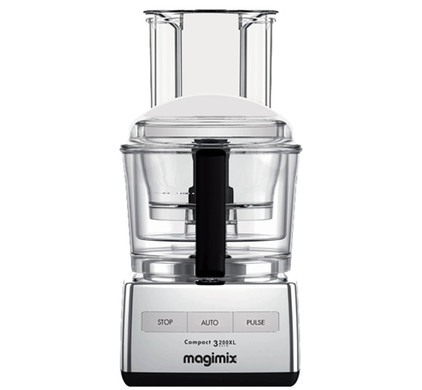 Magimix Compact 3200 XL Chroom