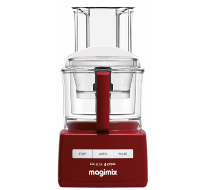 Magimix Cuisine Systeme 4200 XL Rood