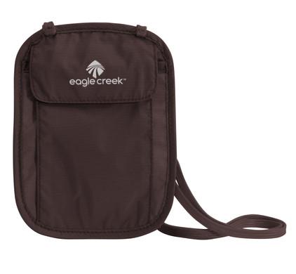 Eagle Creek Undercover Neck Wallet Mocha