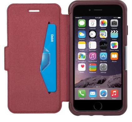 OtterBox Strada Case Apple iPhone 6/6s Rood