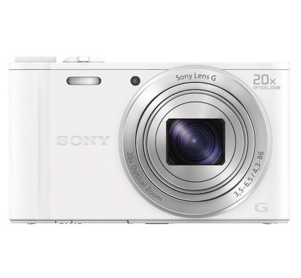 Sony CyberShot DSC-WX350 White