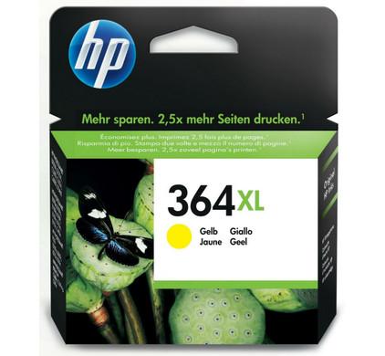 HP 364XL Cartridge Geel (CB325EE)