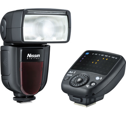 Nissin Di700A kit Canon + Air 1 NAS TTL-commander