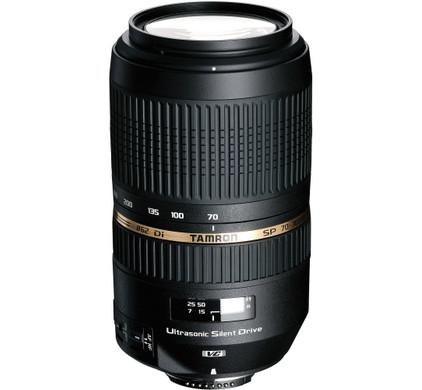 Tamron 70-300mm f/4-5.6 SP Di VC USD Nikon