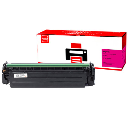 Huismerk HP 312A Toner Magenta (Pixeljet - CF383A)
