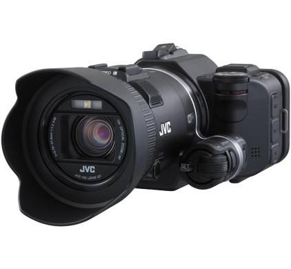JVC GC-PX100 Main Image