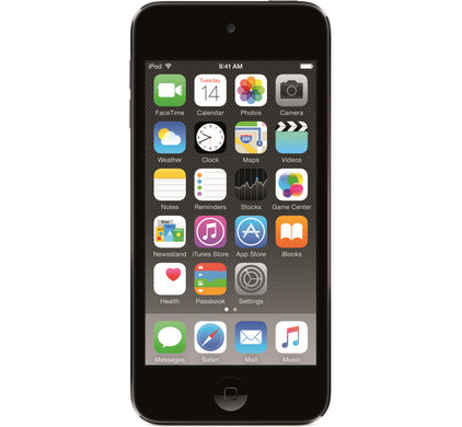 Apple iPod Touch 6 32GB Spacegrijs Main Image