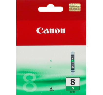 Canon CLI-8G Green Cartridge + Fotopapier 10 x 15 (100 vel)