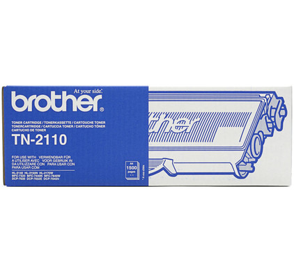 Brother TN-2110 Toner (zwart)