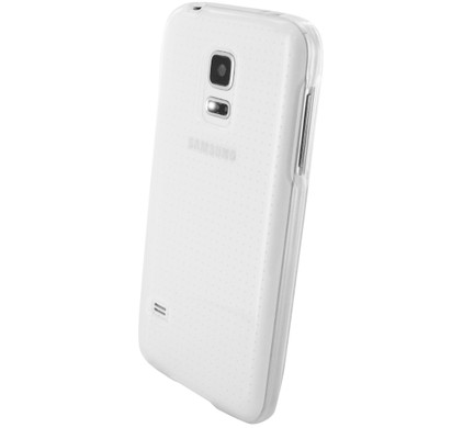Mobiparts Essential TPU Samsung Galaxy S5 Mini Transparant