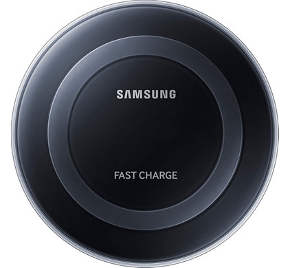 Samsung Wireless Charger Pad Black Main Image