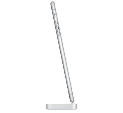 Apple iPhone Lightning Dock Zilver