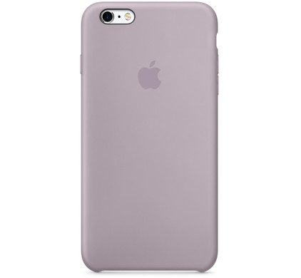 Apple iPhone 6s Plus Silicone Case Paars