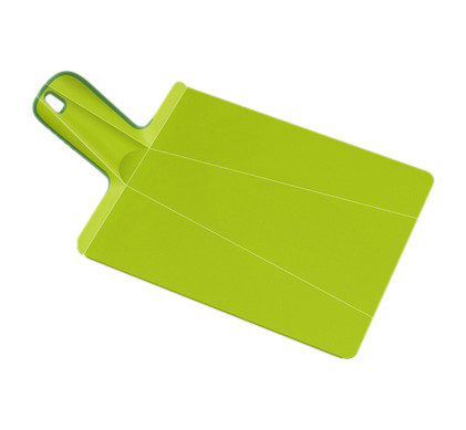 Joseph Joseph Cutting board Chop2Pot Foldable Small Green Main Image