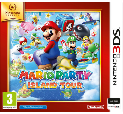Mario Party: Island Tour Select 3DS