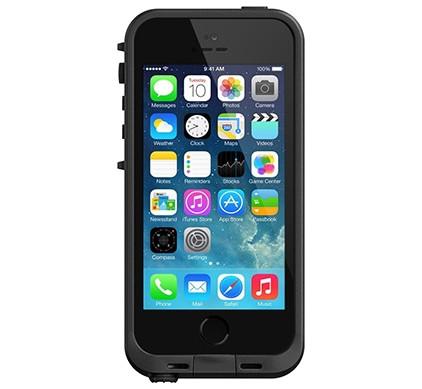 Lifeproof Apple iPhone 5/5S/SE Fre Case Black