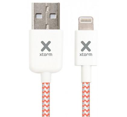 Xtorm (A-Solar) Lightning USB Kabel 0,2 meter