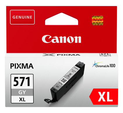 Canon CLI-571XL Cartridge Grijs (0335C001)