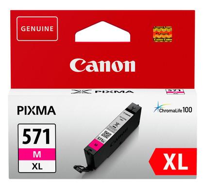Canon CLI-571XL Cartridge Magenta (0333C001)