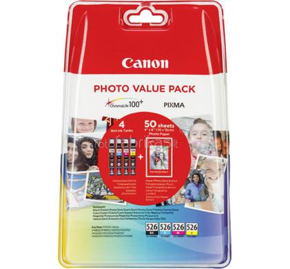 Canon CLI-526 Value Pack (4540B017)