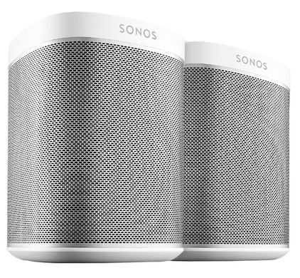 SONOS PLAY:1 Duo Pack Wit