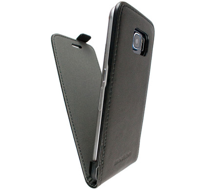 Imoshion Kaleto Flip Case Samsung Galaxy S6 Zwart