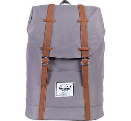 Herschel Retreat Grey/Tan PU