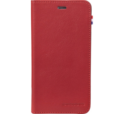 Decoded Surface Wallet Apple iPhone 6 Plus/6s Plus Rood