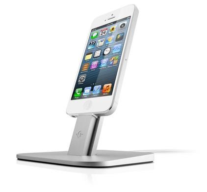 Twelve South HiRise Apple iPhone iPad Stand Zilver