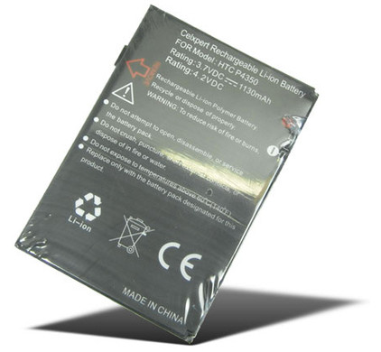 Veripart Battery HTC P4350 + Thuislader