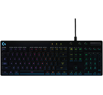 Logitech G810 Orion Spectrum QWERTY
