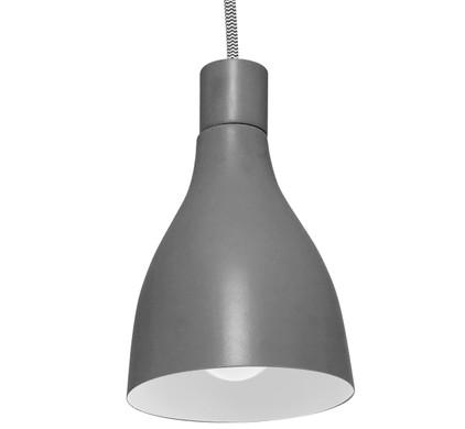 Leitmotiv Hanglamp Nofoot - Donkergrijs