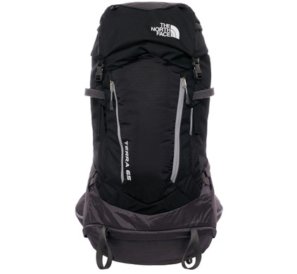 The North Face Terra 65 TNF Black/Asphalt Grey - L/XL