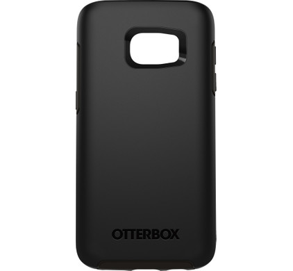 best sneakers 45fae aed31 Otterbox Symmetry Samsung Galaxy S7 Edge Black
