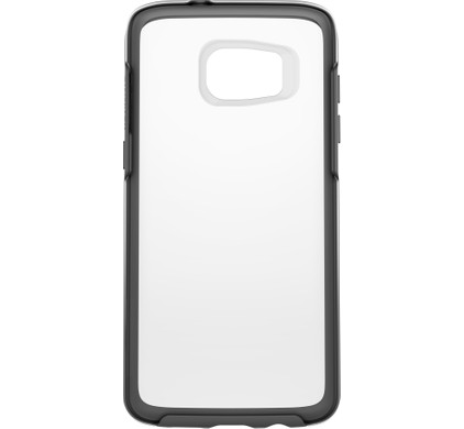 Otterbox Symmetry Clear Samsung Galaxy S7 Edge Zwart