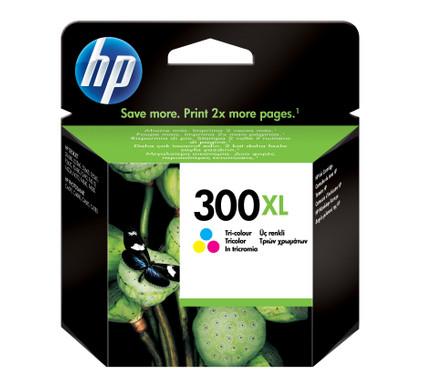 HP 300XL Combo Pack 3-Kleuren (HPCC644E) Packaging