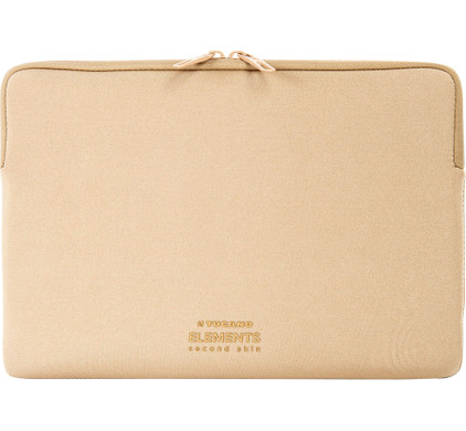 Tucano Elements Second Skin Macbook 12'' Goud