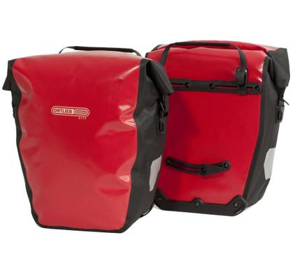 Ortlieb Back-Roller City QL1 Red/Black (paar)