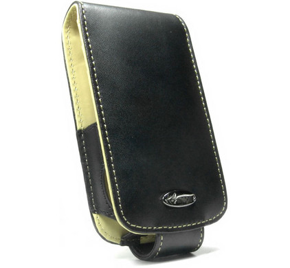 K4Mobile Leather Case HTC Touch Cruise II + Screenprotector