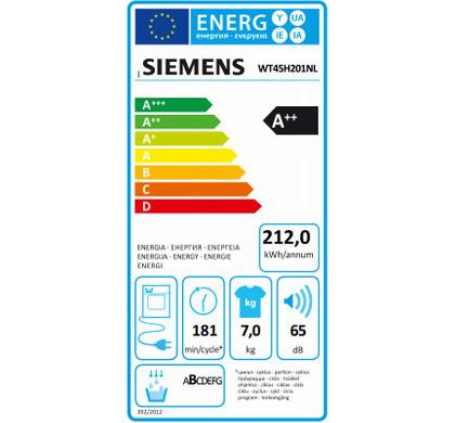 Siemens WT45H201NL iSensoric