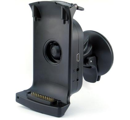 Garmin Zumo Zuignap Montagesteun + Tas 4,3 inch