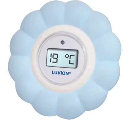 Luvion Thermometer + Flessenwarmer
