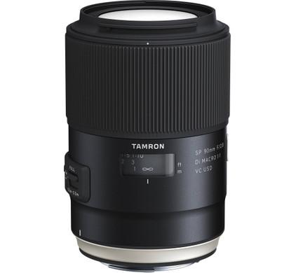 Tamron SP 90mm F / 2.8 Di VC USD Macro Canon Main Image