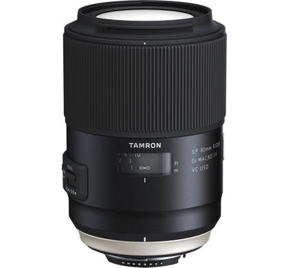 Tamron SP 90mm F/2.8 Di VC USD Macro Nikon Main Image