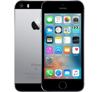 Apple iPhone SE 32GB Space Gray - Coolblue - Voor 23.59u, morgen in huis